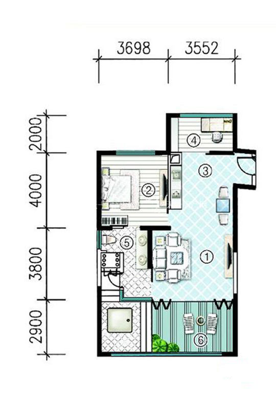 SA3栋-A-2房2厅1厨1卫-109.95㎡.jpg
