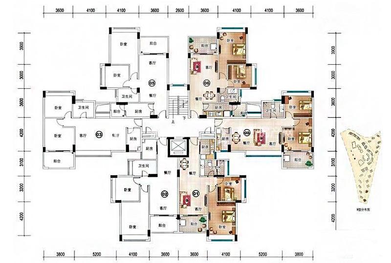 H型1栋-2房2厅1厨1卫-84.21㎡.jpg