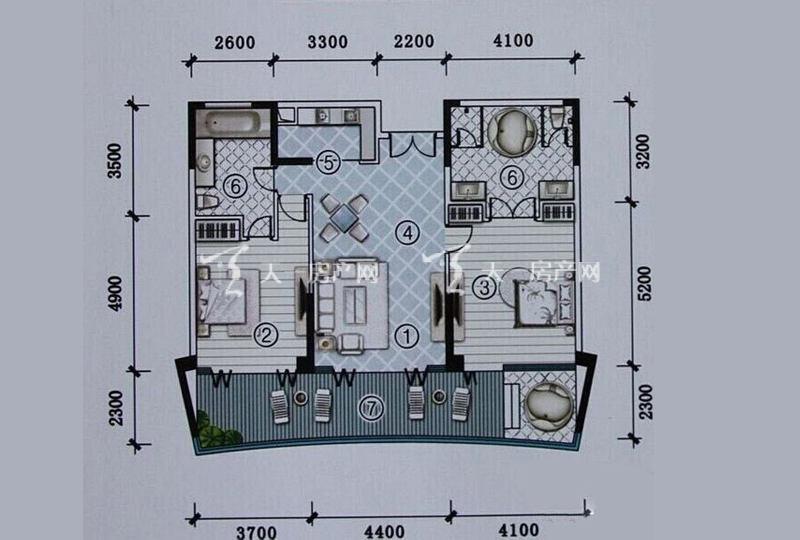 SA5栋-G-2房1厅1厨2卫-166.89㎡.jpg