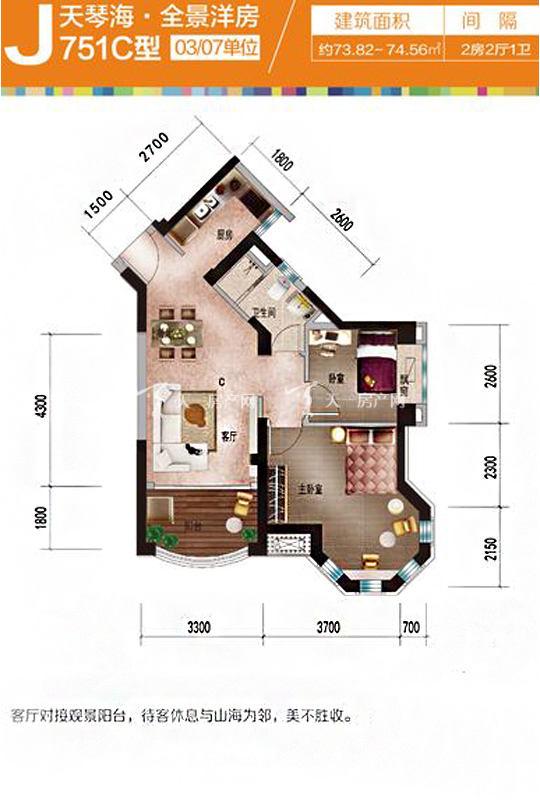 天琴海J751C-2房2厅1厨1卫-73.82㎡.jpg
