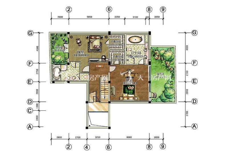 别墅D户型地下2房0厅0厨2卫-126.16㎡.jpg