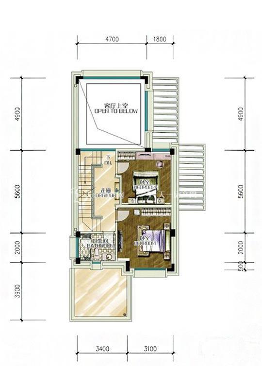 D2户型二层2房0厅0厨1卫-68.64㎡.jpg