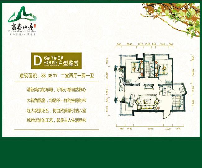 6、7、9号楼D户型2房2厅1厨1卫88.38㎡.jpg